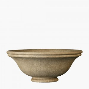 Aimee Large Low Bowl Planters