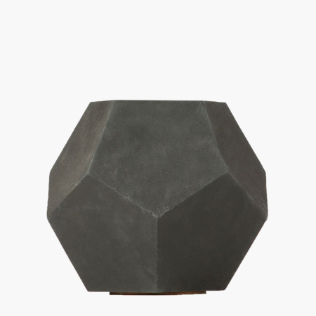 Dodeca Mini Concrete Table Top Planter