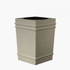 Custis Commercial Trash Receptable