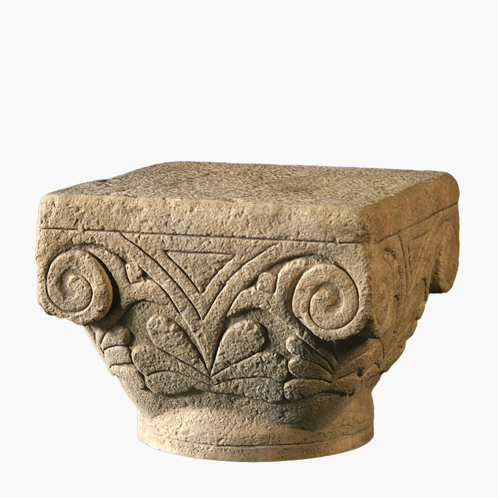 Ancient Euphrates Replica Column Capital