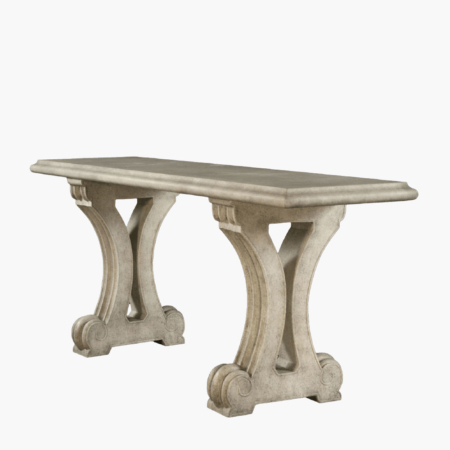 Kiawah Console Table Base for Foyer