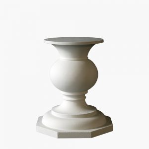 Kitchen Table Pedestals Stone table bases and pedestal tables stone yard inc balustrade base round workwithnaturefo