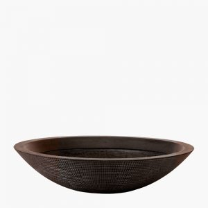 Zamora low bowl planters
