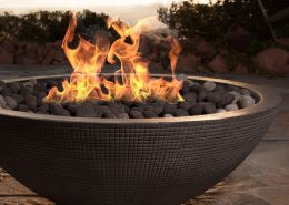 Handcrafted Amp Custom Fire Bowls Made In San Diego Stone