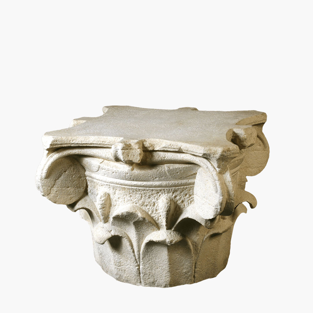 Colosso Stone Column Caps
