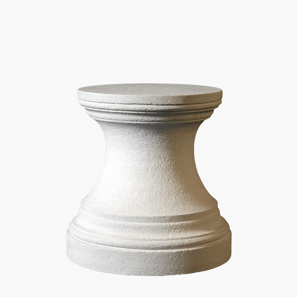 Classical Styled Column Accent Table