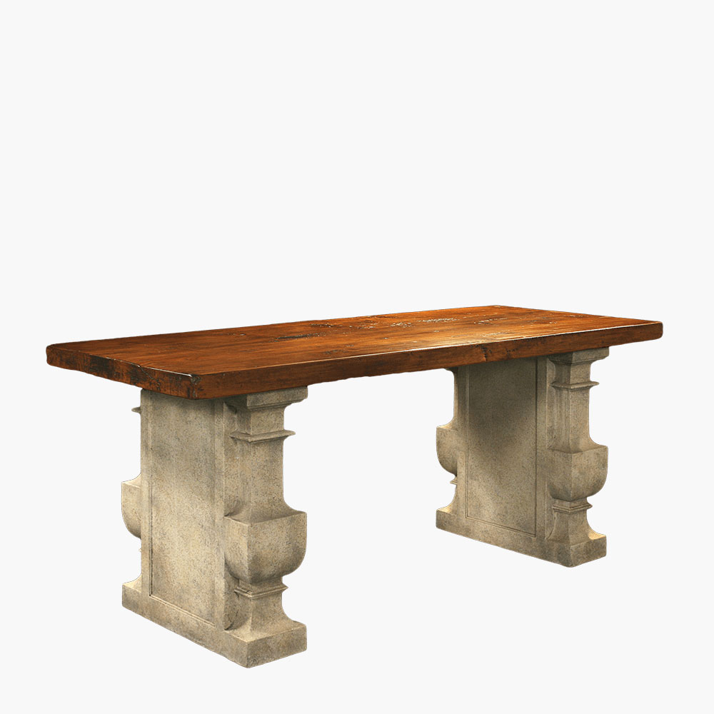 Well known Stone Table Bases and Pedestal Tables | Stone Yard, Inc. JI46