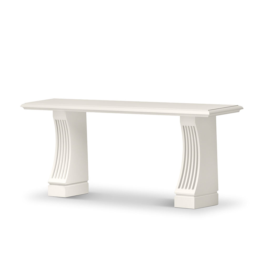 Fluted Corbel Console Base