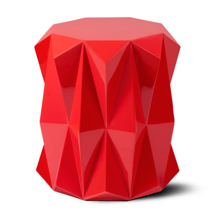 Pucati Geometric Side Table