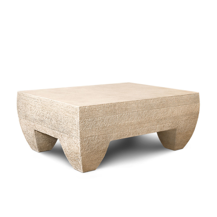 Zaragoza Rectangular Cocktail Table