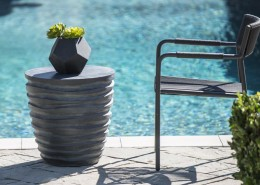 Poolside Cocktail Table