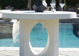 Outdoor Table for Pool