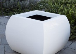 Ovoid Minimalist Planter