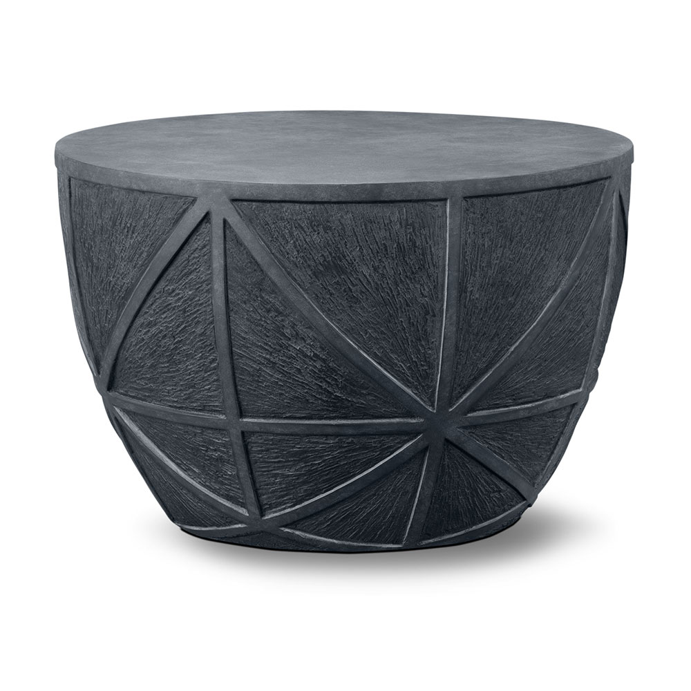 Grid Side Table